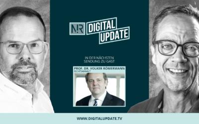 N!R digitalupdate #07 mit Prof. Dr. Volker Römermann