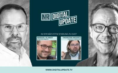 N!R digitalupdate #08 mit Manuel Klandt und Thorsten Moortz