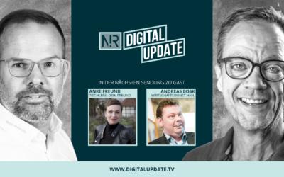 N!R digitalupdate #05 mit Anke Freund und Andreas Bosk