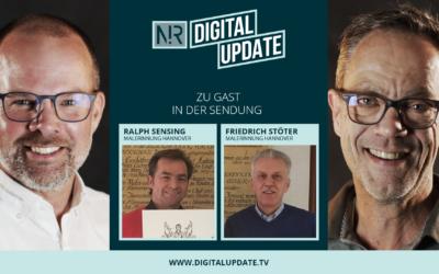 Sendung #18 mit Ralph Sensing und Friedrich Stöter