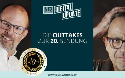 N!R digitalupdate | Die Outtakes