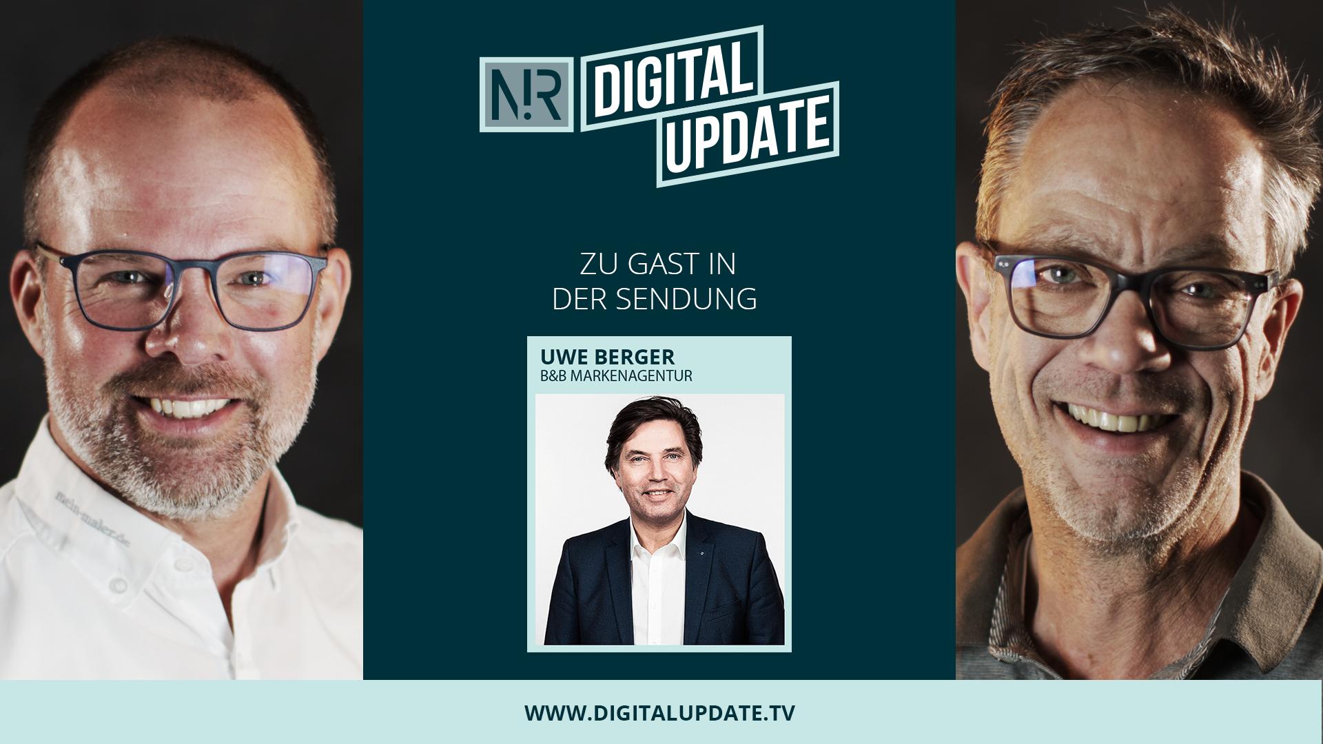 N!R digitalupdate #20 mit Carsten Meiners und Uwe Berger