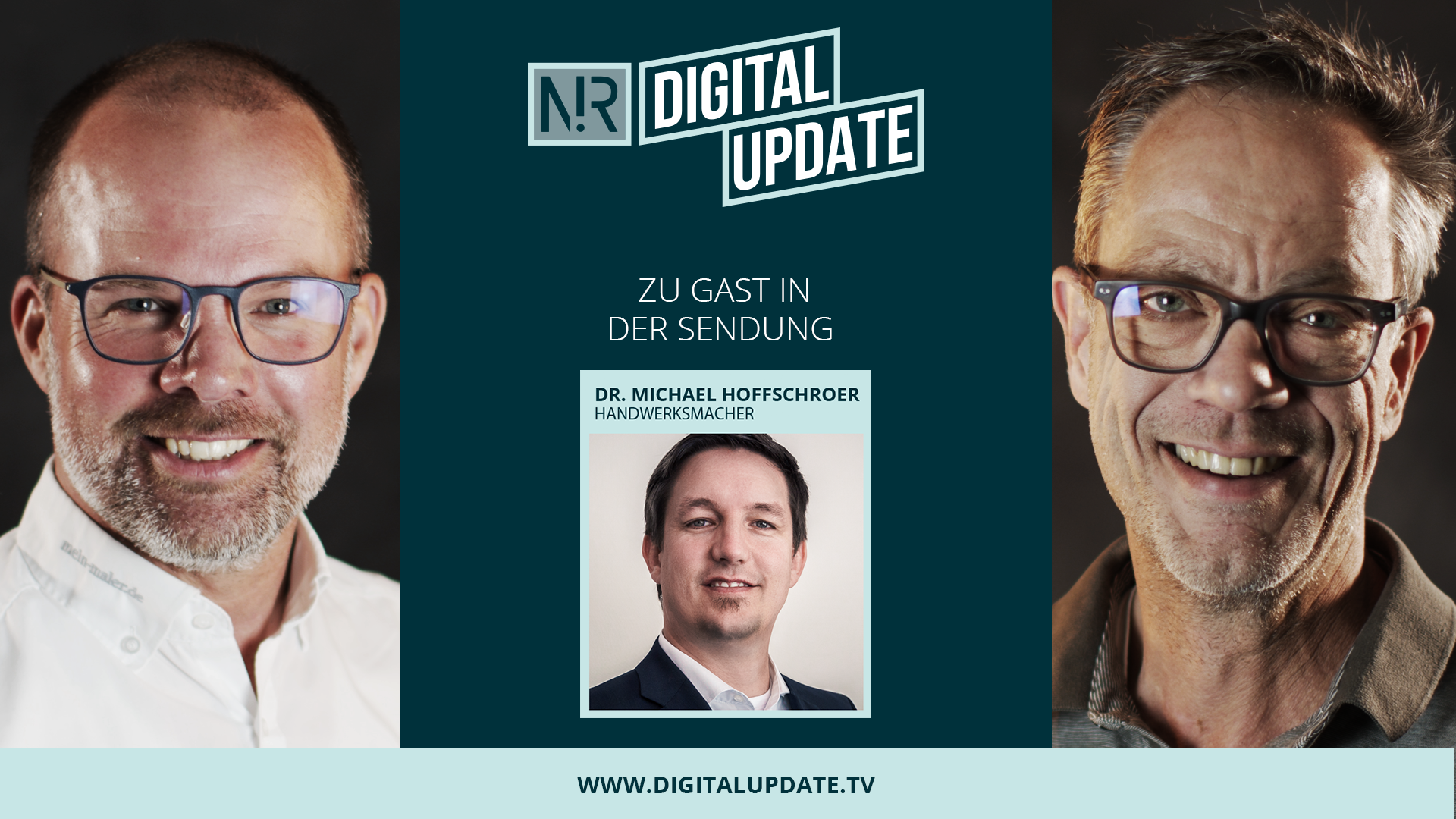 Digitalupdate mit Dr. Michael Hoffschroer
