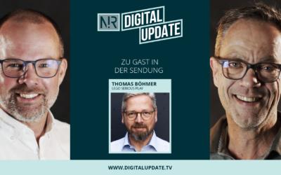 Sendung #22 mit Thomas Böhmer