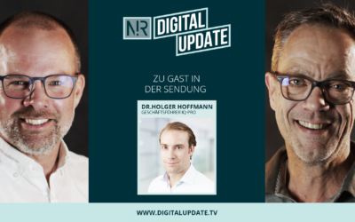 Sendung #29 mit Dr. Holger Hoffmann