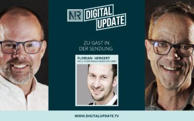 Sendung #44 mit Florian Hergert